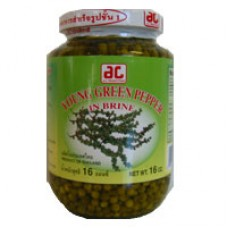 Young Green Peppercorns 16 oz.