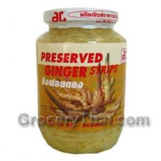 Preserved Ginger Strips 16 oz.