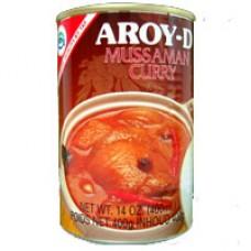 Musaman Curry Aroy D, 14 oz.