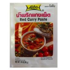 Red Curry Paste (2pks), Lobo