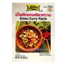 Green Curry Paste (2pks), Lobo