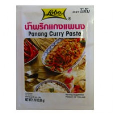 Panang Curry Paste, Lobo (2pks)