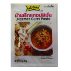 Masaman Curry Paste, Lobo (2pks)
