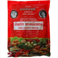 Red Curry Paste, Mae Anong