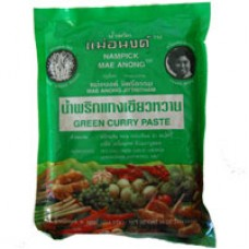 Green Curry Paste, Mae Anong