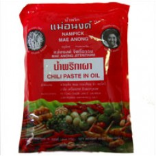 Chili Paste in Oil Mae Anong 17.6 oz.
