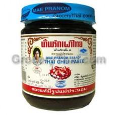 Chili Paste in Oil Mae Pra Nom 8oz.