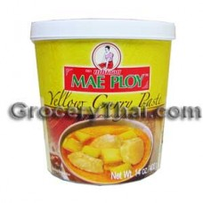Yellow Curry Paste, Mae Ploy
