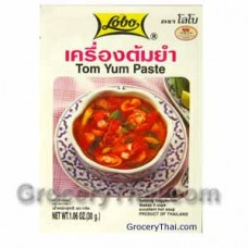 Tom Yum Paste (2pks), Lobo