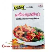 Pad Cha Seasoning Paste Lobo (2 pks)