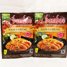 Bamboe Nasi Goreng, Indonesian Fried Rice (2 packs)