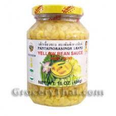Yellow Bean Sauce (Dtao jiao kaao)