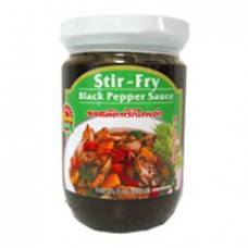Stir-Fry Black Pepper Sauce, 7oz.