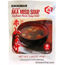 Instant Aka Miso Soup, Soybean Paste (Red)
