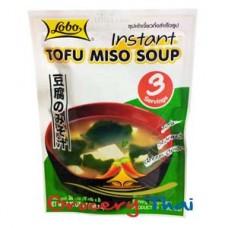 Instant Tofu Miso Soup Lobo