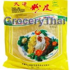 Green bean sheet Shanghai noodle 8.8 oz.
