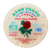 """Spring Roll Wrappers (8.5"""")"""