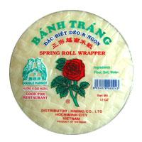 """Spring Roll Wrappers (6"""")"""