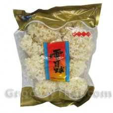 Dried White Snow Fungus, 6 oz.