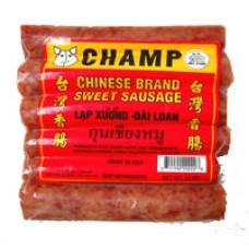 Thai Pork Sausage Champ 12 oz.