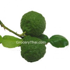 Kaffir Lime Fruit (Look ma grood) 3 Fruits