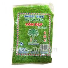 Sweet Rice Flake Green, 12oz