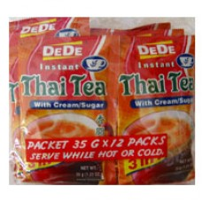 Thai Tea Powder Ready Mixed, DEDE