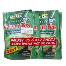 Instant Green Tea Ready Mix DEDE