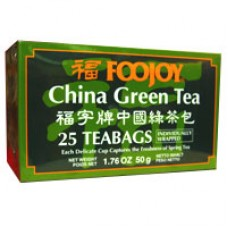 Foojoy Green Tea (25 bags)