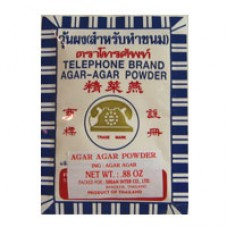 Agar Agar Powder (2 pks) Telephone