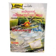 Coconut Juice Flavor Agar Dessert Mix Lobo
