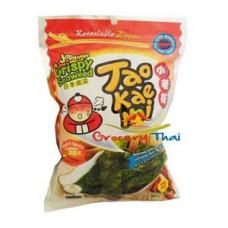 Tao Kae Noi Crispy Seaweed Snack Hot n Spicy