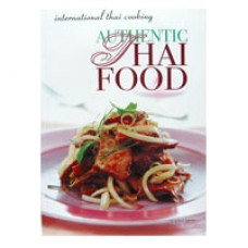 Authentic Thai Food Cookbook, Free Shipping