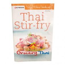 Thai Stir Fry Thai Easy Cooking, Sangdad Books
