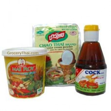 Yellow Curry Set