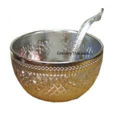 Thai Bowl with Ladle, 18 cm