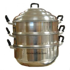 Thai Stacked Steamer Pot, 40 cm