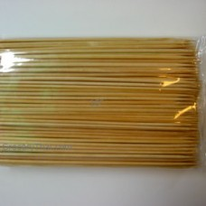 Bamboo skewers, 10 inches