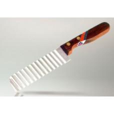 Kom Kom Wave Decoration Knife  #019