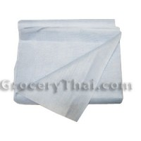 White Filter Cloth