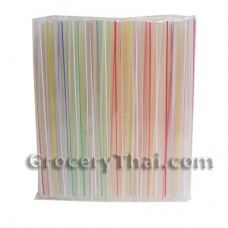 Bubble Boba Tea Straws 7.5""