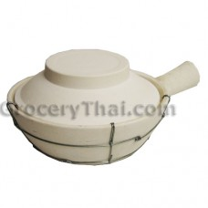 Thai Clay Pot One Handle 1 Serving