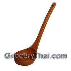 Wood Spoon Ladle