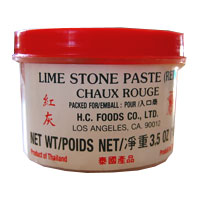 Lime Stone Paste (Red)