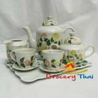 Miniature Child ceramic Tea Set 10pcs. C301